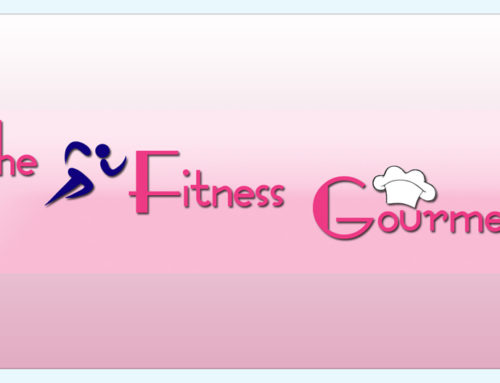 THE FITNESS GOURMET LOGO