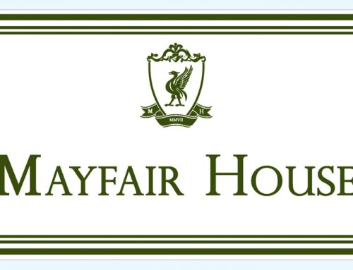 LOGO FOR MAYFAIR HOUSE